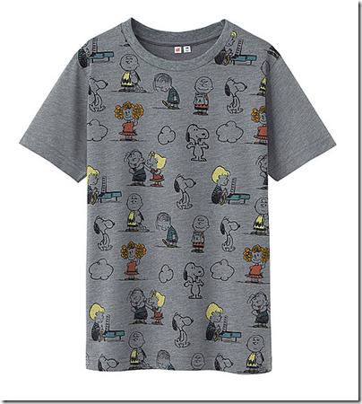 Uniqlo X Snoopy Tee - Kids 13