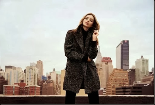 Miranda Kerr by Inez & VInoodh for Mango Winter 2013 Campaign-003