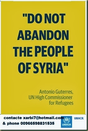 NON pas abandonar Síria