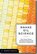 book-SnakeOilScience