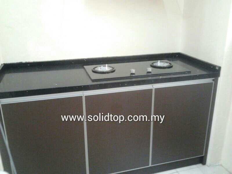 solid top sdn bhd refurnish kitchen cabinet table top