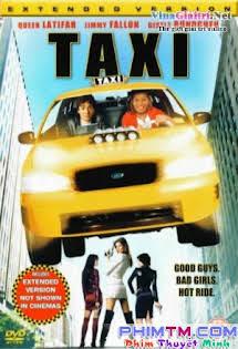Quái Xế 3 - Taxi 3 Tập HD 1080p Full
