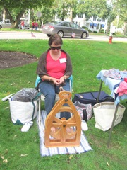 Cape Cod Columbus weekend 2012..apple festival spinner 2