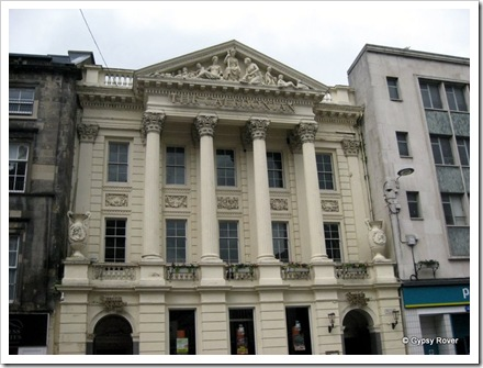 An old bank building with a new lease of life?
