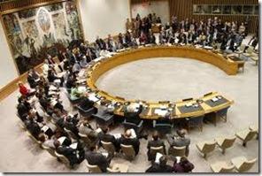 Consejo de Seguridad, ONU
