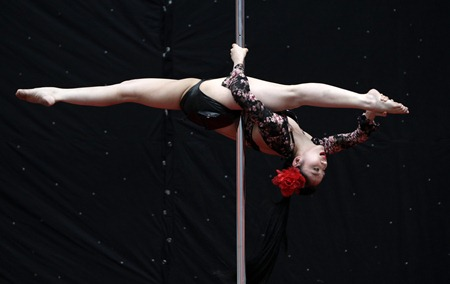 Pole Dance China1