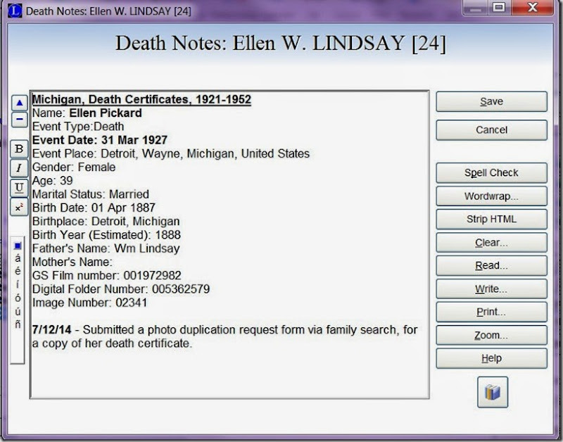 Lindsay_Ellen_death notes