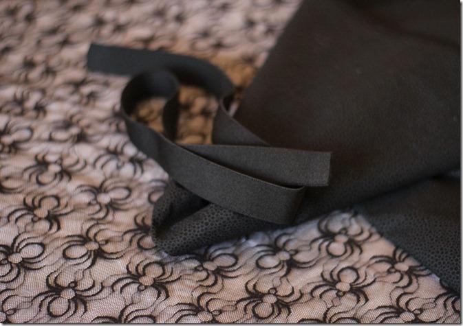 Spider Skirt Materials
