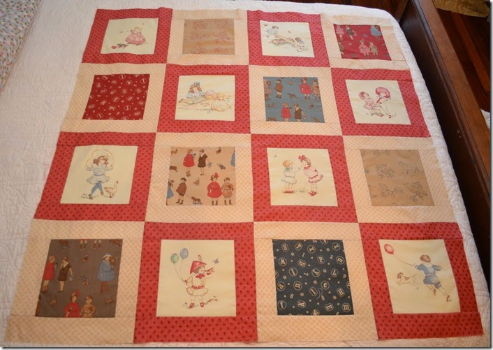 petite odile quilt