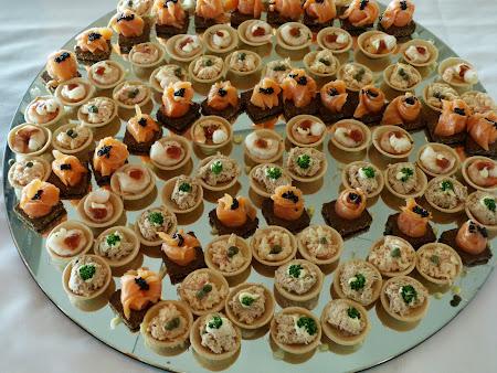 Croziera pe Mediterana:  Mini-sea food
