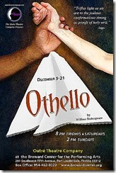outre Othello_posterB