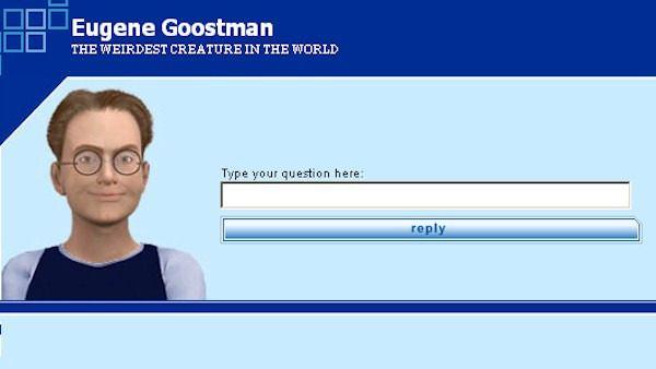 Eugene Goostman - Test di Tuning