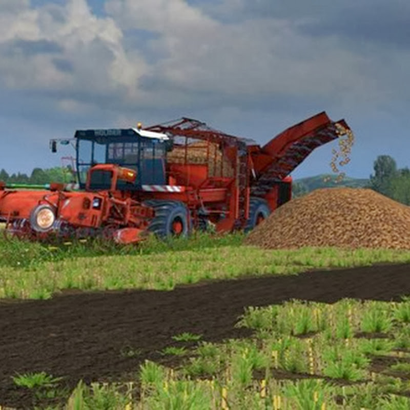 Farming simulator 2013 - Holmer Terra Dos v 2.0