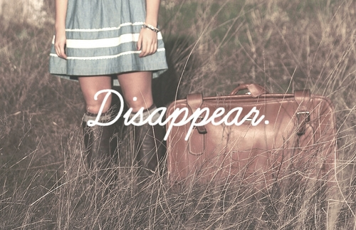 disappear_quote