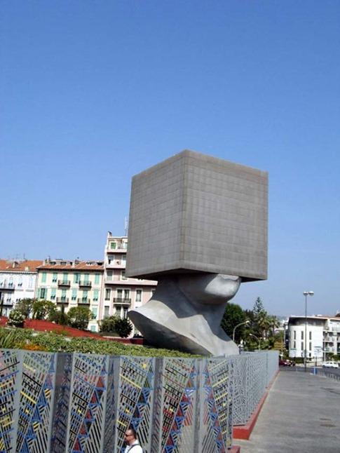 76. Museo de Arte Moderno y Contemporáneo (Niza, Francia)