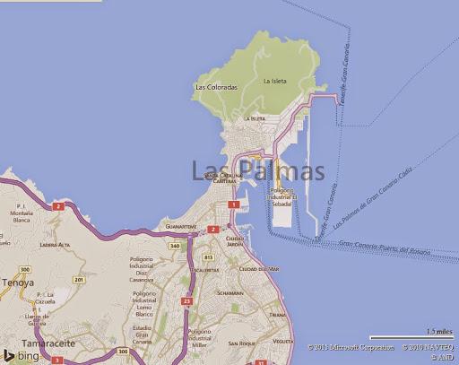 DannyShula Home page Beauty contest Las Palmas Gran Canarias