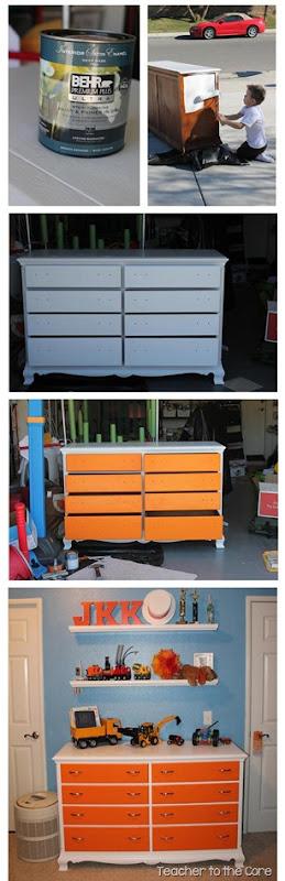 Dresser Makeover Refurbish Furniture