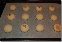 Baked nankhatais