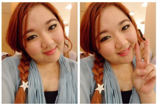 Priscilla Laneige Beautiful Blogger Challenge Night Makeup