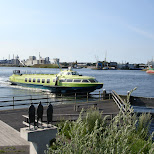fast flying ferry to amsterdam in Amsterdam, Noord Holland, Netherlands