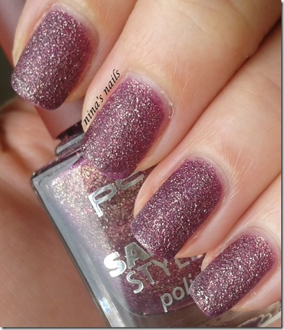 P2 sand style polish # 030 seductive