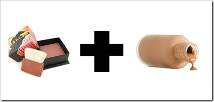 DIY Illuminizing Foundation