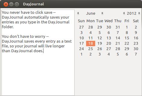 Dayjournal