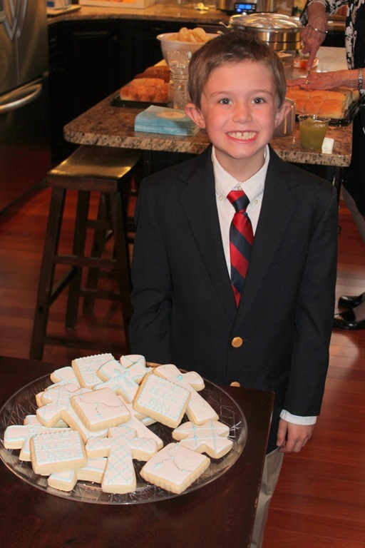 Ben's First Communion 065
