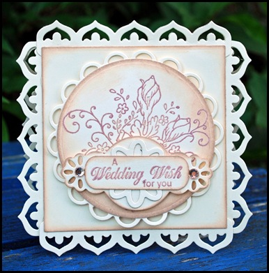 A wedding wish for you