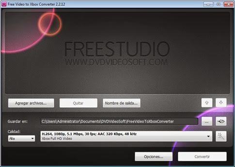 Free Video to Xbox Converter