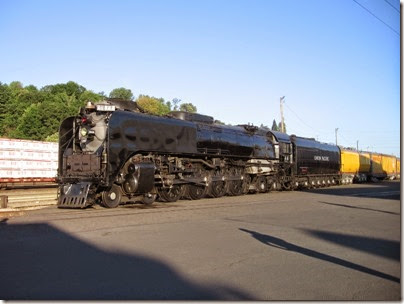 IMG_6510 Union Pacific #844 at Albina Yard in Portland on May 22, 2007