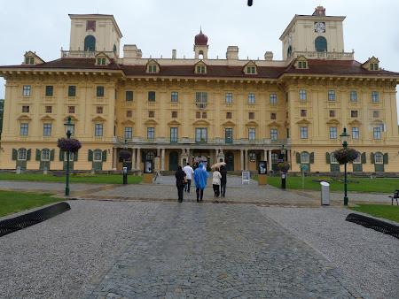 Obietive turistice Burgenland: Palatul Eszterhazi