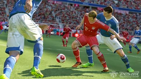 ¿Por qué PES 2014 es un juego muy malo