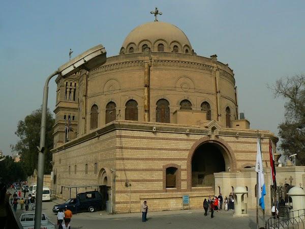 Imagini Cairo: orasul copt, Cairo, Egipt