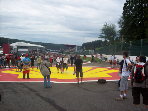 Goodbye Spa, see you tomorrow