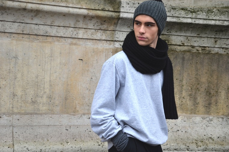 NobodyKnowsMarc.com Gianluca Senese Paris Man's Fashion week Street Style