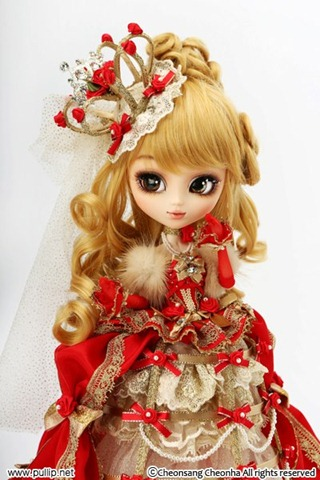 Pullip Princess Rosalind Feb 2013 10