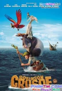 Lạc Trên Hoang Đảo - Robinson Crusoe