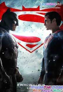 Batman Đại Chiến Superman: Ánh Sáng Công Lý - Batman V Superman: Dawn Of Justice Tập HD 1080p Full