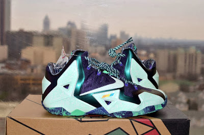 nike lebron 11 gr allstar 8 11 Release Reminder: LeBron 11 Gator King All Star... the Whole Package (30 pics)
