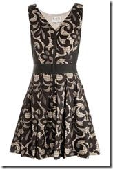 Sea NY Zip Front Lace Dress