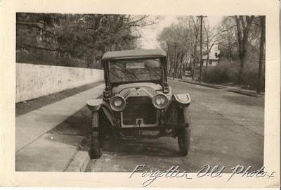 1912 Buick Brainerd Antiques