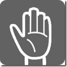 Flutter gesto mano per mettere in Pausa e Play il player multimediale