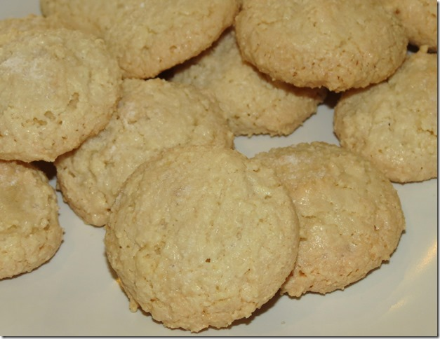 Amaretti Cookies 2