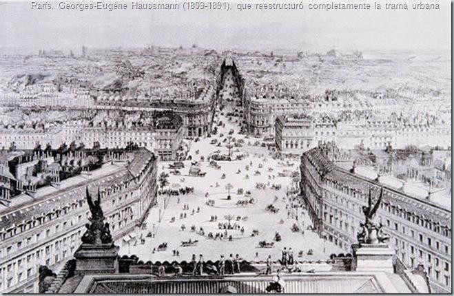 Paris_Georges-Eugène Haussmann
