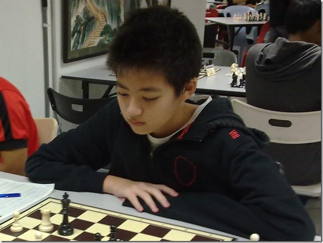 Wong Jianwen, U-18 NAG 2012 Champion!