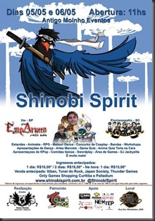 Shinobi Spirit 2012