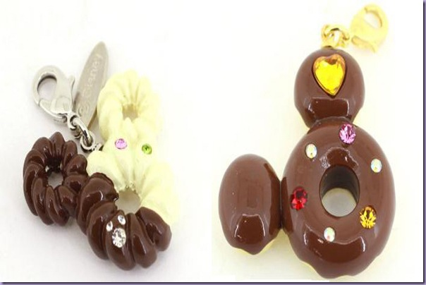 Disney-Charms-Pingentes-Mickey-Chocolate
