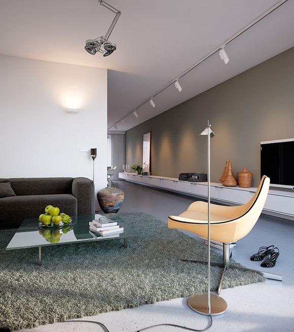 cómo diseñar una casa bastante luminosa