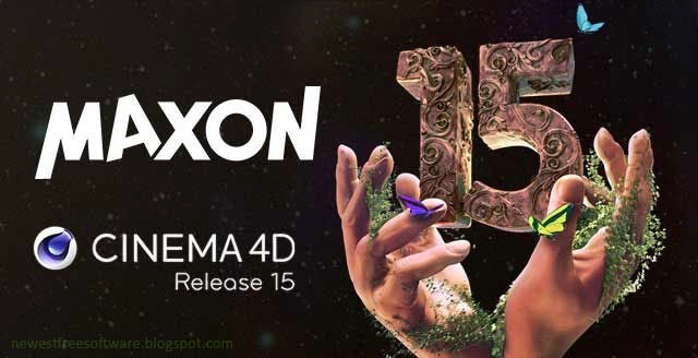Cinema 4D R15 Download
